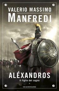 Alexandros - 1. Il figlio del sogno - copertina