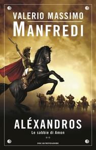 Alexandros - 2. Le sabbie di Amon - copertina
