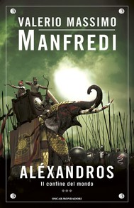 Alexandros - 3. Il confine del mondo - copertina