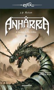 Anharra - 1. Il trono della follia - copertina