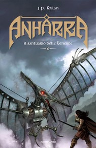 Anharra - 2. Il santuario delle Tenebre - copertina