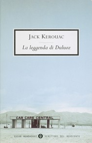 La leggenda di Duluoz - copertina