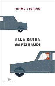 Alla guida dell'Einaudi - copertina