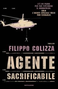 Agente sacrificabile - copertina