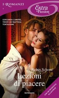 Lezioni di piacere (Romanzi Extra Passion) - copertina