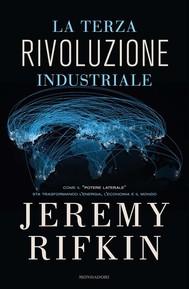 La terza rivoluzione industriale - copertina