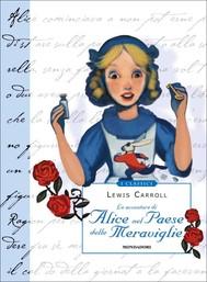 Alice nel Paese delle Meraviglie (Mondadori) - copertina