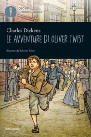 Le avventure di Oliver Twist - copertina