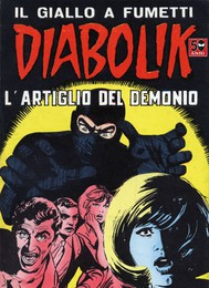 DIABOLIK (33) - copertina