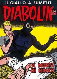 DIABOLIK (40) - copertina