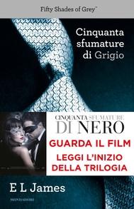 Cinquanta sfumature di Grigio - copertina