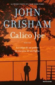 Calico Joe (Versione italiana) - copertina