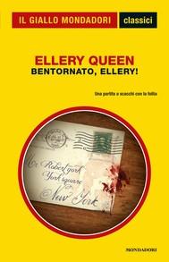 Bentornato, Ellery! (Il Giallo Mondadori) - copertina