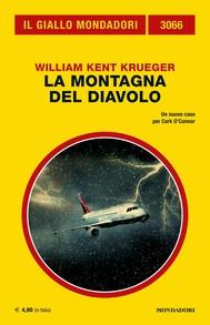 La montagna del diavolo (Il Giallo Mondadori) - copertina