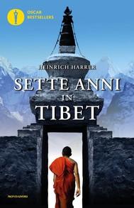 Sette anni in Tibet - copertina