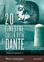 20 finestre sulla vita di Dante - copertina