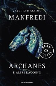 Archanes e altri racconti - copertina