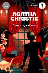 Poirot a Styles Court - copertina