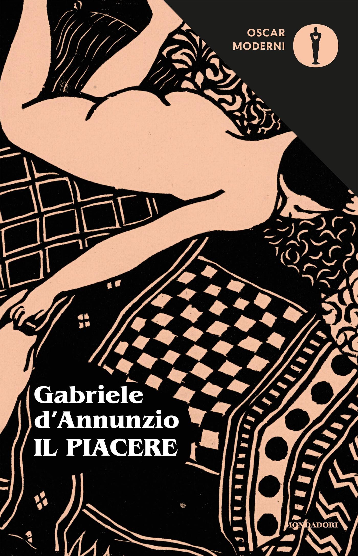 Il Piacere E Meridiani Mondadori Gabriele D Annunzio