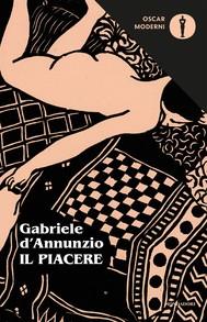 Il Piacere (e-Meridiani Mondadori) - copertina