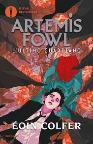 Artemis Fowl - 8. L'ultimo guardiano - copertina