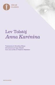 Anna Karénina - copertina