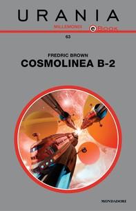 Cosmolinea B-2 (Urania) - Librerie.coop