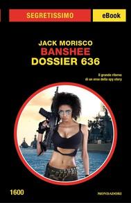 Banshee  - Dossier 636 (Segretissimo) - copertina