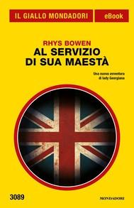 Al servizio di Sua Maestà (Il Giallo Mondadori) - copertina