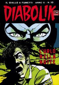 DIABOLIK (190) - Librerie.coop