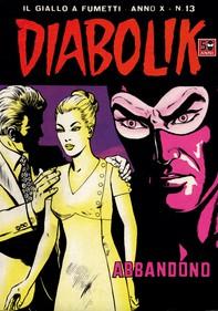 DIABOLIK (193) - Librerie.coop
