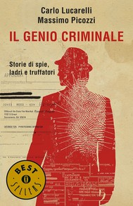 Il genio criminale - copertina