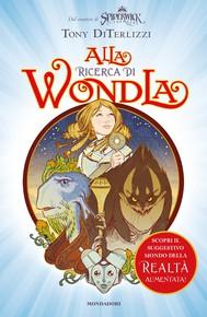Alla ricerca di Wondla - copertina