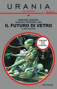 Il futuro di vetro e altri racconti (Urania) - copertina