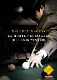 La morte necessaria di Lewis Winter - copertina