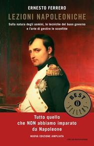 Lezioni napoleoniche - copertina