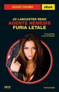 Agente Nemesis - Furia letale (Segretissimo) - copertina