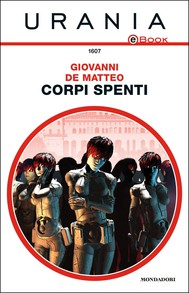 Corpi spenti (Urania) - copertina