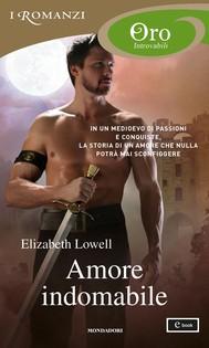 Amore indomabile (I Romanzi Oro) - copertina