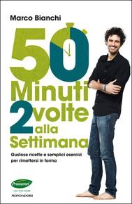 50 minuti 2 volte alla settimana - Provaci! - copertina