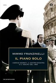 """Il """"piano Solo"""" - copertina"""