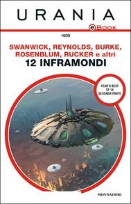 12 inframondi (Urania) - copertina