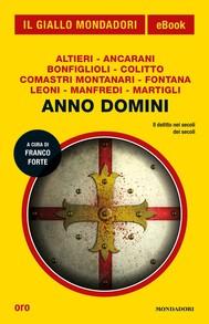 Anno Domini (Il Giallo Mondadori) - copertina