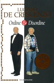 Ordine e disordine - copertina