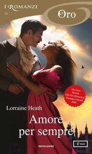 Amore per sempre (I Romanzi Oro) - copertina