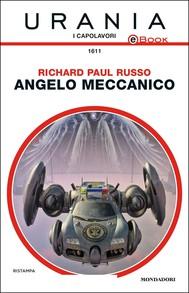 Angelo meccanico (Urania) - copertina