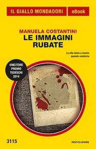 Le immagini rubate (Il Giallo Mondadori) - copertina