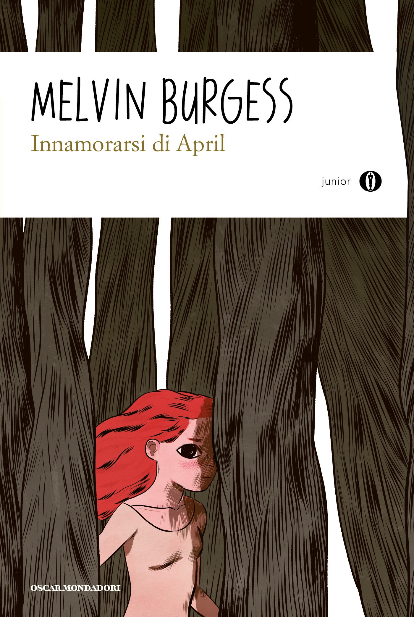 Innamorarsi di April edizioni Mondadori
