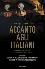 Accanto agli italiani - copertina