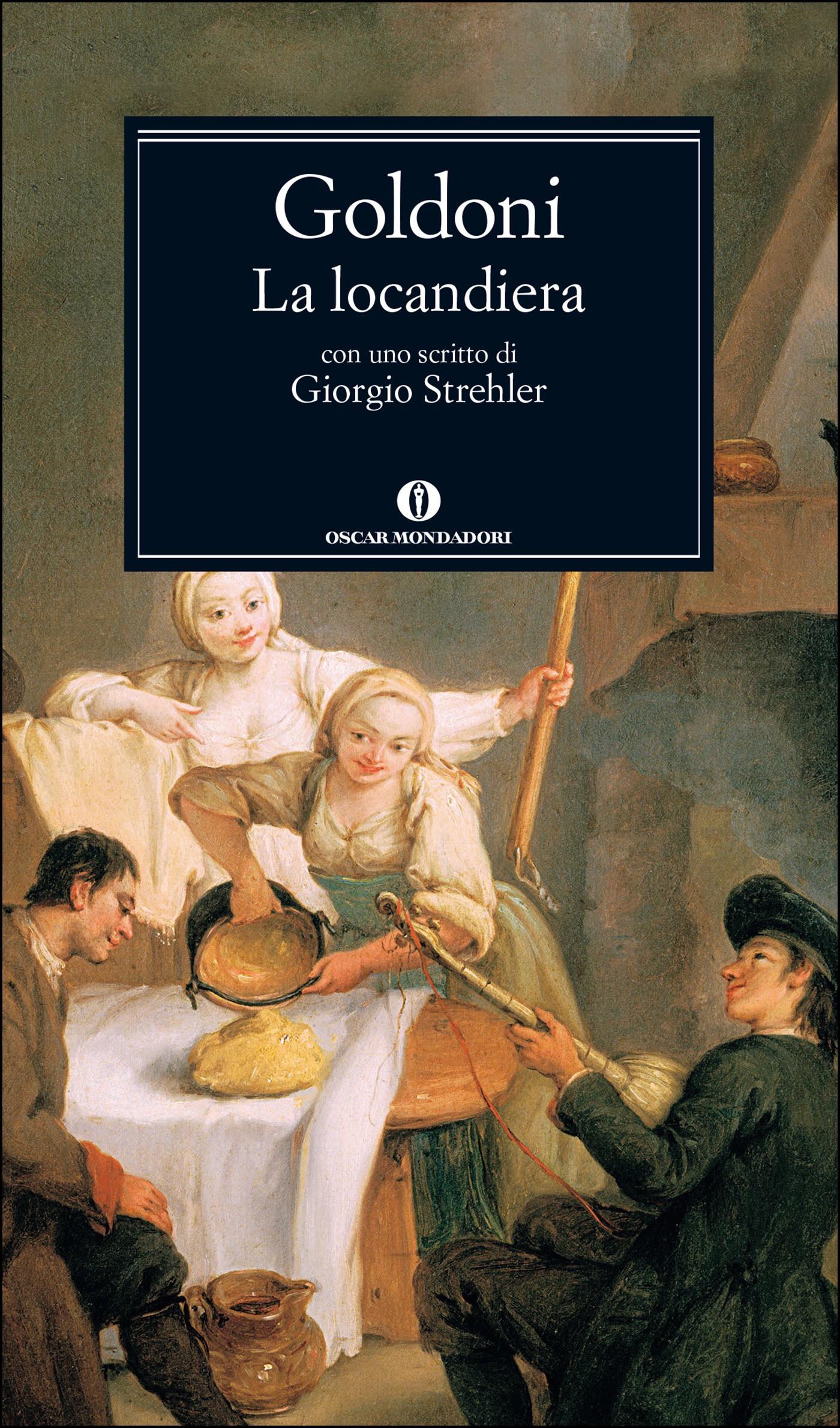 La locandiera, Carlo Goldoni | Ebook Bookrepublic